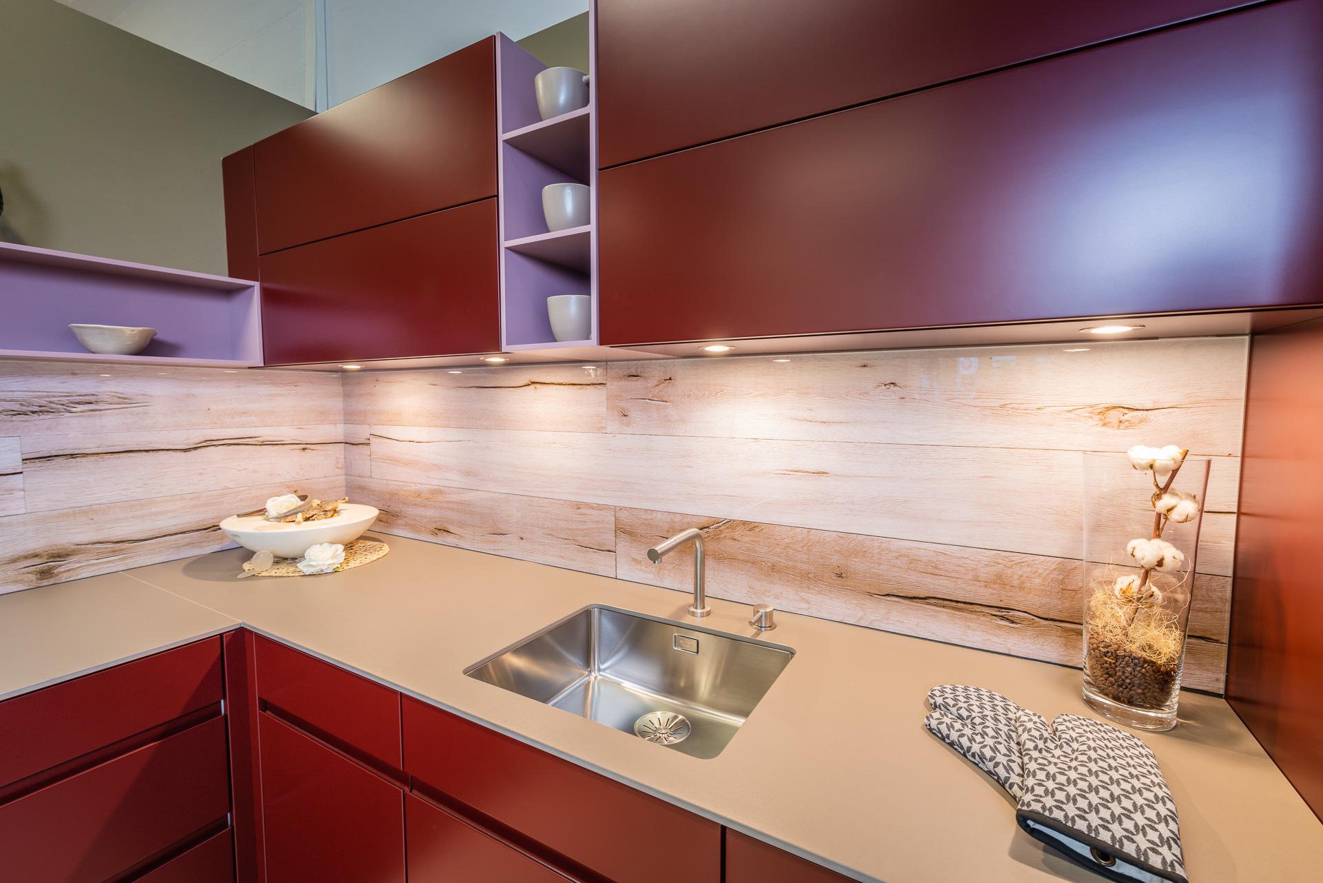 Glasrückwand - Kilian Küchen