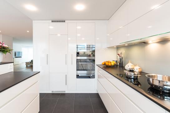 umbau küche wohnzimmer:Vorher/Nachher – Kilian Küchen